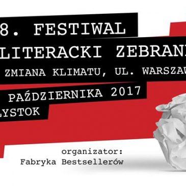Odwiedź Festiwal Literacki