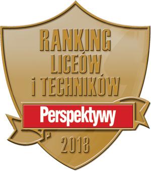 Ranking PERSPEKTYWY 2018