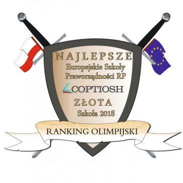VII Ranking COPTIOSH