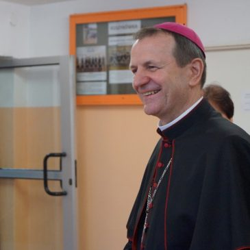 Spotkanie z Arcybiskupem