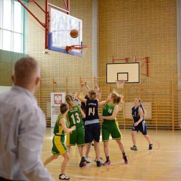 Finał koszykarek