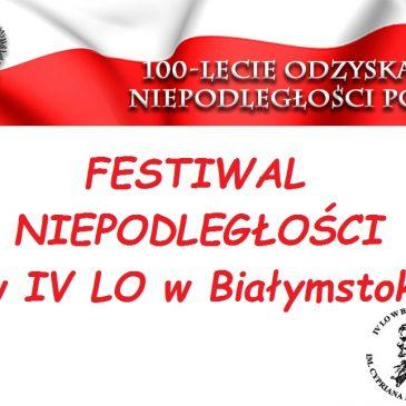 Festiwal Niepodległości