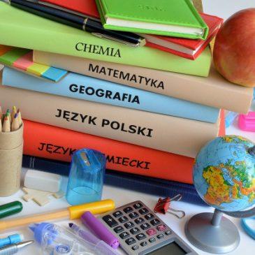 Podręczniki na 2020/2021