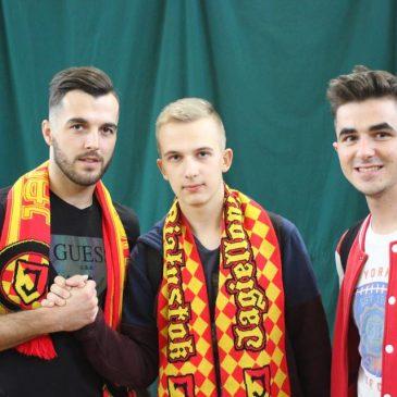 Spotkanie z Ekstraklasą!