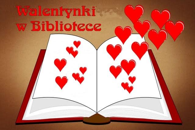 Walentynki w bibliotece