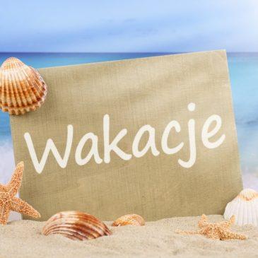 Życzenia na wakacje :-)