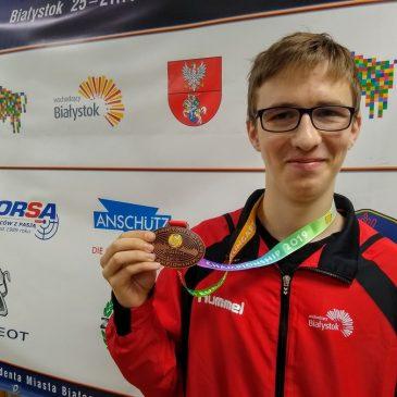 Mamy medalistę!