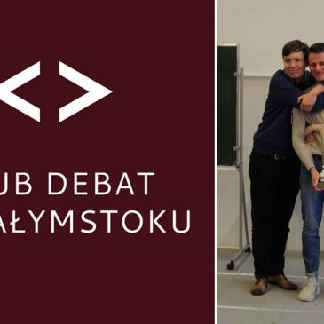 Klub Debat – sukcesy