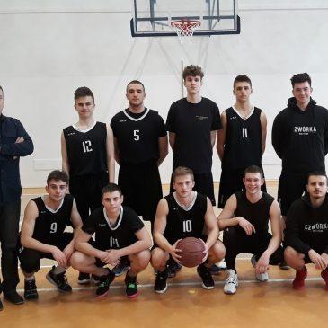 Zwycięstwa koszykarzy