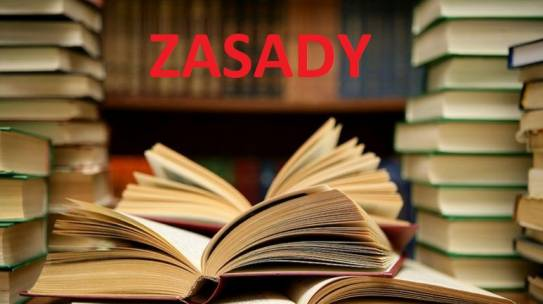 Zasady pracy biblioteki i czytelni