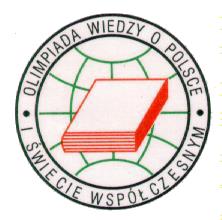62. Olimpiada Wiedzy o Polsce i Świecie