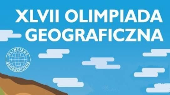 Olimpiada Geograficzna – bliżej do celu