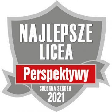 Ranking Perspektywy 2021