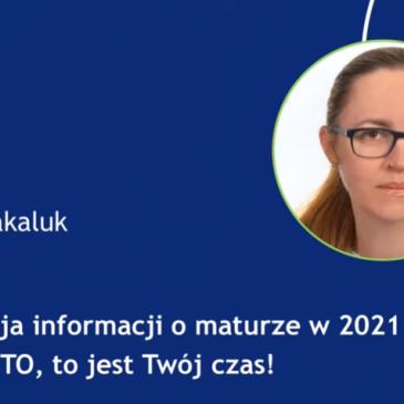 Matura 2021 – aktualne