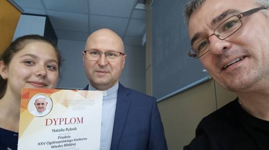 Finał Konkursu Biblijnego