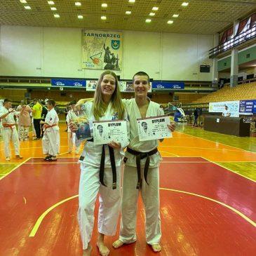 Mistrzowie karate