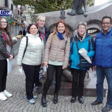 European Maths Teachers in IV LO