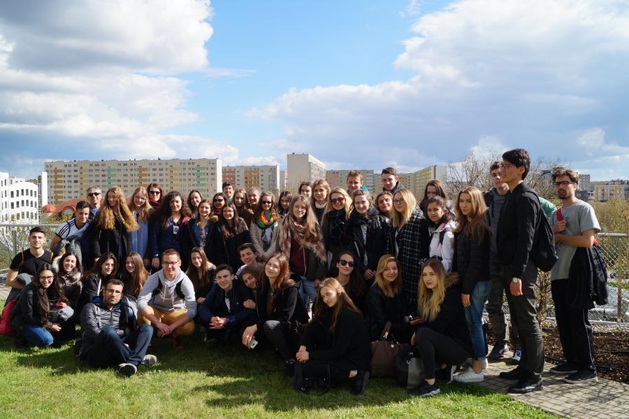 Zakończenie projektu Erasmus+