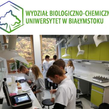 W laboratoriach UwB